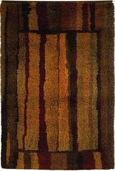 Uhra Beata Simberg-Ehrström; Wool 'Pathetique' Rug, 1979.