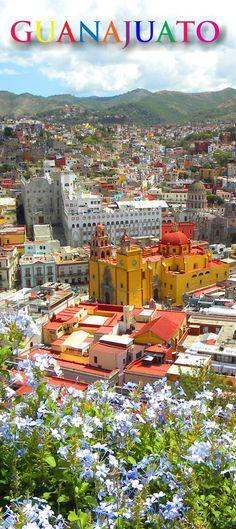 Guanajuato, Mexico – the prettiest town I've ever seen