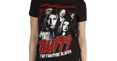 Demons Buffy The Vampire Slayer T-Shirt