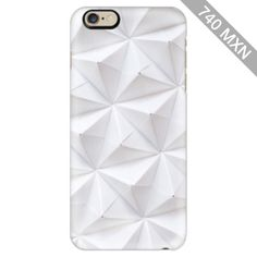 Origami in White by Coco Sato - iPhone 6s Case,iPhone 6 Case,iPhone 6s Plus Case,iPhone 6 Plus Case,iPhone 6 Cover,Clear iPhone 6 Case,Clear iPhone 6s