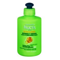 Rank & Style - Garnier Fructis Sleek & Shine Intensely Smooth Leave-In Conditioning Cream #rankandstyle