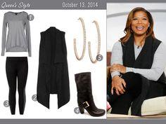 Queen's Closet: October 13, 2014