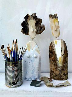 Lynn Muir wooden