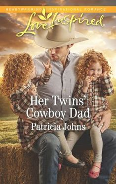 """Read """"Her Twins' Cowboy Dad A Fresh-Start Family Romance"""" by Patricia Johns available from Rakuten Kobo. A cowboy committed to bachelorhood…until these little Montana Twins change everything Thanks to his dysfunctional family. Used Books, I Love Books, This Book, Twin Toddlers, Dysfunctional Family, The Ranch, Romance Novels, Montana, Twins"""