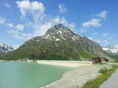 Alpentour 2013 Silvretta Stausee