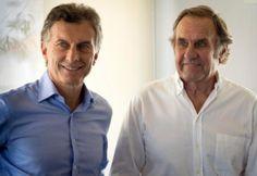 """Reutemann: """"La posibilidad de acompañar a Macri como vice está volando en el aire"""""""