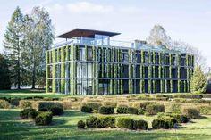 Gallery of VU Botanical Garden Laboratory / Paleko architektu studija - 10