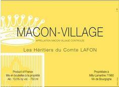 The Heir Apparent  Les Héritiers du Comte Lafon  2011 Macon-Villages