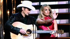 The CMA Awards may be all about the red-hot live performances and the eye-popping fashions (with a few awards thrown into the mix), but eight-time co-hosts B...