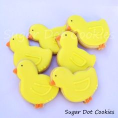 2015 easter chick sugar cookies, 2015 easter decorated cookies, 2015 easter dessert ideas