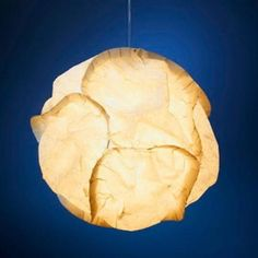 Frank Gehry Cloud Hanging Lamp #34