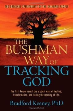 The Bushman Way of Tracking God: The Original Spirituality of the Kalahari People by Bradford Keeney http://www.amazon.com/dp/1582702578/ref=cm_sw_r_pi_dp_s.gCub043VNNY