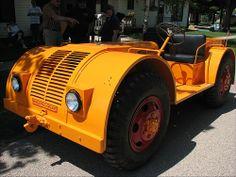 1942 NTX   Minneapolis Moline Tractor