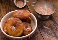 Škoricové donuty