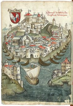 Image result for medieval map london historical isometric