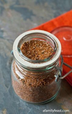 A recipe for a delicious spice rub for chicken -- chances are you have all of the ingredients in your kitchen cabinet.