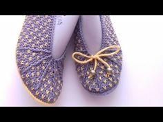 Babet patikte yeni modelim/ benekli (uyarlama banaait patik#babetpatik#yenimodelpatik#patikmodelleri - YouTube Crochet Shoes, Crochet Slippers, Baby Knitting Patterns, New Model, Models, Espadrilles, Baby Shoes, Booty, Make It Yourself