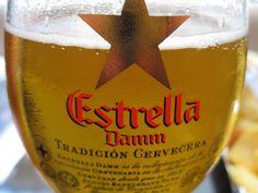 A nice Spanish beer.