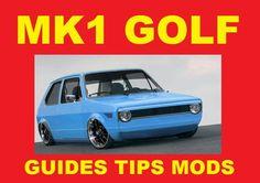 ►► DEDICATED VW MK1 A1 GOLF RABBIT GTI 8v 16v MODIFICATION GUIDES TIPS MANUALS Vw Golf Mk1, Vw Golf Cabrio, Vw Mk1, Vw Cabriolet, Usa Gear, King Photo