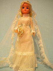 Sindy wedding day 1982