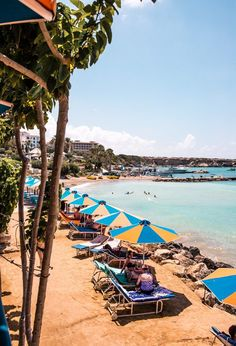 What are the best beaches in Cyprus? Find out my local 19 recommendations for best places to soak up sun in Cyprus. #cyprus #paphos #cyprusbeaches #larnaca #limassol #nicosia #akamaspeninsula #katopaphos Kato Paphos, Crown Resorts, Nissi Beach, Limassol Cyprus, Holiday Resort, Vacation Pictures, Picnic Area, Travel Memories, Stunning View