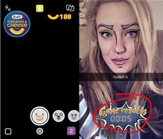 """While Facebook and Instagram both emulate Snapchat's features, Snapchat is moving in a different direction- games. Andwith lens games like""""Santa's Helper,"""" Snapchat has officially launched native games on its platform.    Lens filter games on Snapchat aren't"""