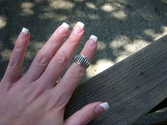 Vintage Hand Made Sterling Silver Ring 925 by MyYiayiaHadThat, $25.00