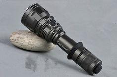 Cree XM-L U2 LED Flash-Light Waterproof Torch For Tactical   Buy Flashlight on FlashlightShot.com