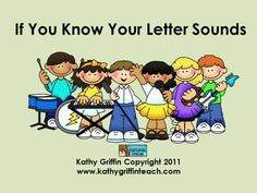 Teach automaticity of letters/sounds with this fun song for the Smart Board, IWB, or computer.