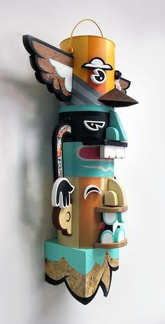 Totem by Alex Yanes