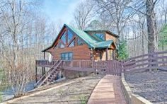 FISH HAWK RANCH | Blue Ridge Cabin Rentals