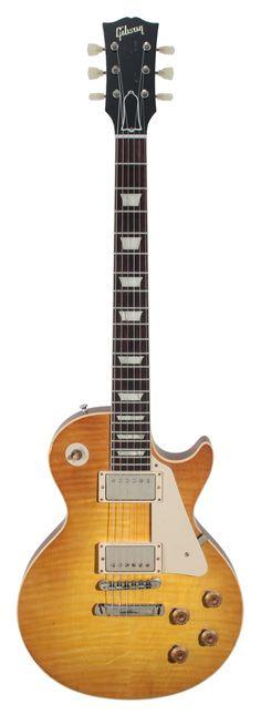 "Gibson Custom Shop Collectors Choice #26, 1959 Les Paul #9-0653 aka ""Whitford Burst"""