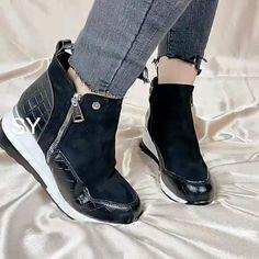 Chaud, élégant, leger et confortable Booty, Ankle, Shoes, Fashion, Elegant Woman, Womens Fashion, Moda, Swag, Zapatos