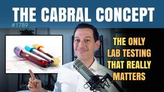 The Only Lab Testing that Really Matters   The Cabral Concept #1789 What Causes Insomnia, Lab, Blood, Believe, Concept, Labs, Labradors