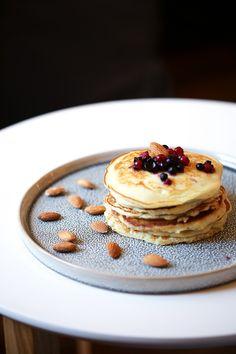 Recette de délicieux pancakes