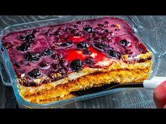 Nu veți mai putea trai fara acest desert! Tartă PERFECTĂ fara coacere. | SavurosTV - YouTube No Cook Desserts, Chocolates, Tiramisu, Cheesecake, Deserts, Food And Drink, Meals, Cooking, Ethnic Recipes