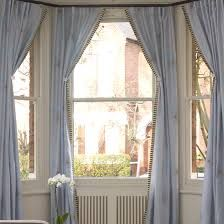 1000 images about window dressing on pinterest window for 1930s bay window curtains