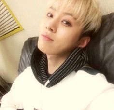 Junhyung BEAST ... Today Selca