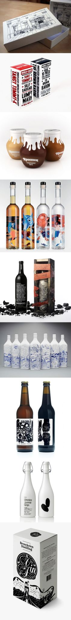 collection inspiration packaging #packaging #design #inspiration
