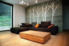 Are you interested in our winter tree? With our winter tree wall sticker you need look no further.