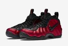 Insider access to the Nike Air Foamposite Pro 'University Red'. Explore, buy and stay a step ahead of the latest sneaker drops with Nike+ SNKRS. Penny Hardaway, Mode Tennis, Reebok, Nba, Air Max Sneakers, Sneakers Nike, Baskets, Sneaker Bar, Foams Shoes