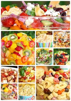 Spectacular Summer Salads To Jazz Up Your Cook Out