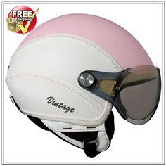 Image detail for -Scooter Crazy LTD Nexx Vintage Helmets