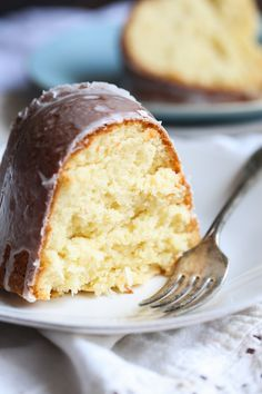 Coconut Cream Cheese Pound Cake...soft, sweet pound cake with coconut throughout. My new favorite cake!