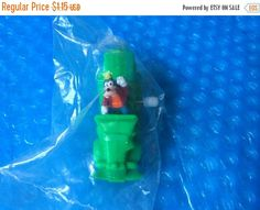 1990 s Goofy Wind up Car! Fun! New   Factory Sealed! Burger King Exclusive  Vintage Toy Retro Great Gift 5b85bb3f3184