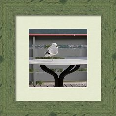 Seagull Framed Print featuring the photograph Silent Seagull by Sverre Andreas… Photograph, Framed Prints, Fine Art, Design, Photography, Visual Arts, Design Comics, Fotografie, Fotografia