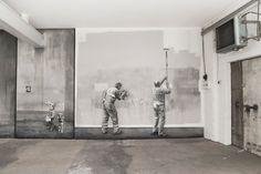 Street art | Mural by Boxi