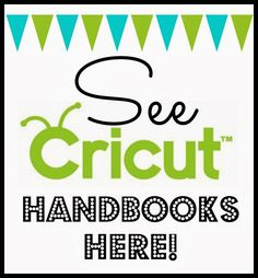 Cricut Cartridge Handbooks Back on Cricut Site!
