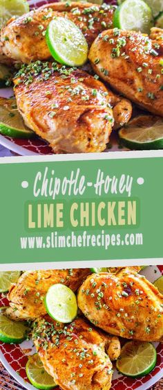A simple honey lime chicken recipe cooked in a skillet with olive oil and Chipotle powder. This low carb dinner has an amazing graze sauce and will feed an entire family. It is a healthy dish that contributes to weight loss.