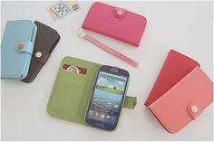 Button Galaxy S3 Case